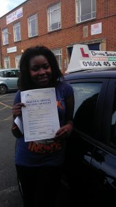 Intensive driving lessons Northampton